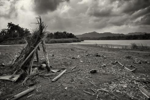Fishing Hut Toa River Delta, Baracoa