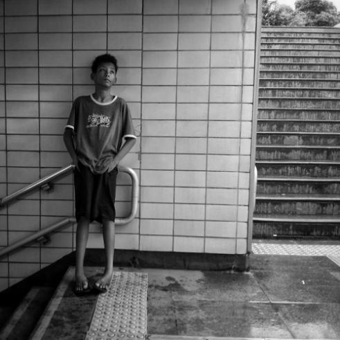 Street wanderer