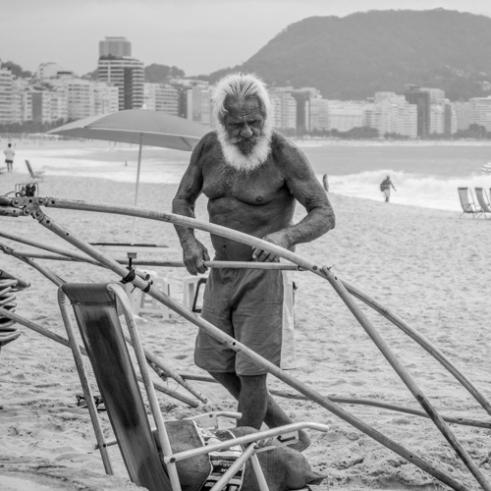 Old sea king