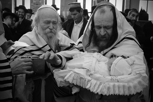The Circumciser 'Mohel'
