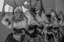 Row of Dancers Guantanamo
