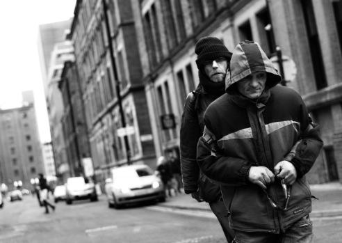 Street Northern Quarter, Manchester