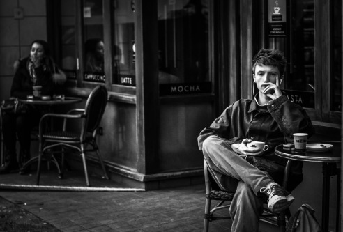 The Thinker Oxford Road,Manchester
