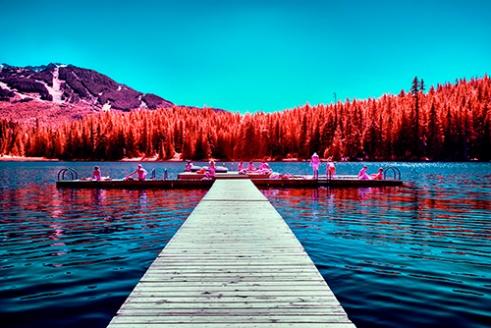 Lostlake British Columbia, Canada