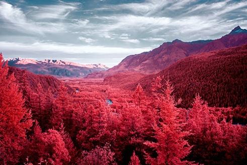 Tantalus Range British Columbia, Canada