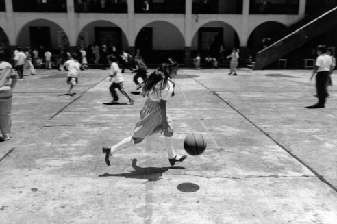 School playgroundCuernavaca,