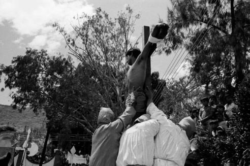 Crucifixion Oaxaca,
