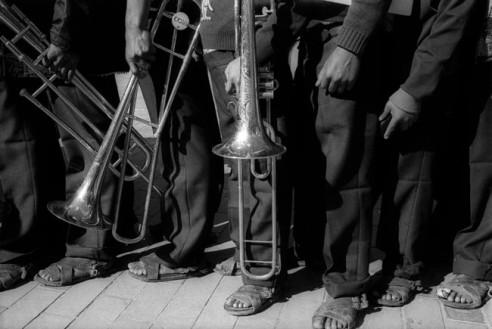Brass band Oaxaca