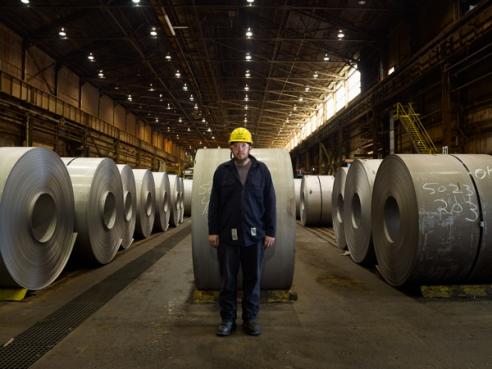 4101 - Gordon Erb - Tandem Mill Operating Tech, Arcelor Mittal Steel - Cleveland, Ohio