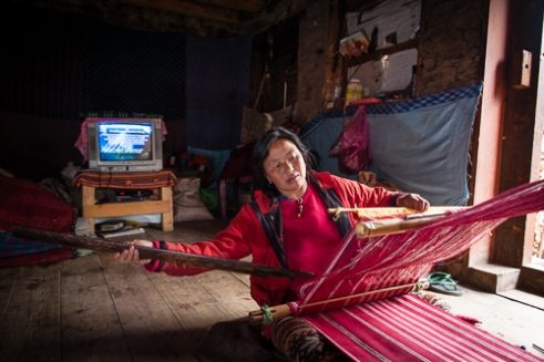 For a long time, Bhutan was the only nation in the world to ban television. TV and internet were only introduced into Bhutan in 1999, but there are still some isolated communities that do not have access.