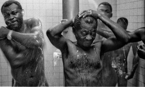 Group Shower