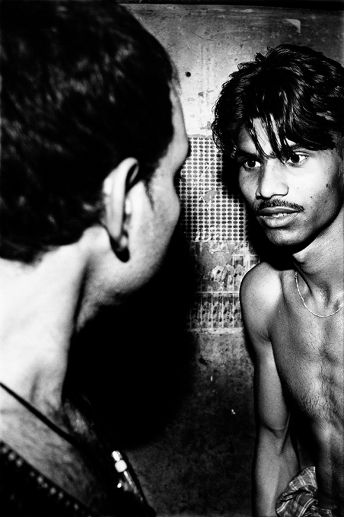 """Mithu I live in one of those boarding houses in the city, where I am respected by my peers. I came to Dhaka in hopes of finding a job and to gain some freedom. The job was important then, I needed to provide for my wife and family, and I needed to be able to be myself. I never brought my wife to Dhaka, how could I? If I could understand myself back then like I do now, then I believe nobody would have been able to force me to get married. I know many like me now who have married live the """"hard life"""". Those who have not married, before they decide, they should consider that matter in its full depth and breadth."""