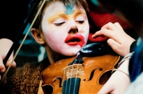 Music therapy projects run by Warchild in Mostar, Bosnia.
