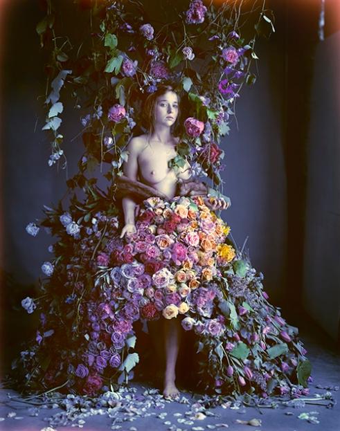 Jillian Flower Dress