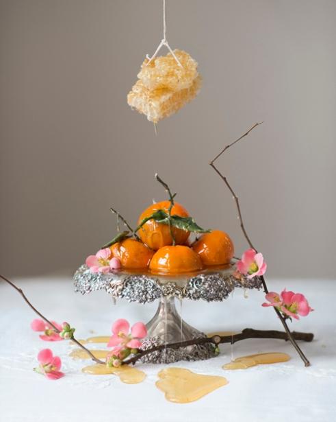 Honey Oranges Blossoms