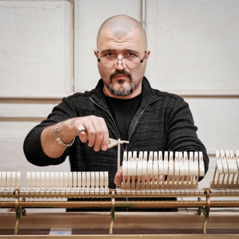 Mikael Gregorian Gluing Hammers