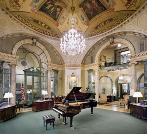 Old Steinway Hall, New York, New York