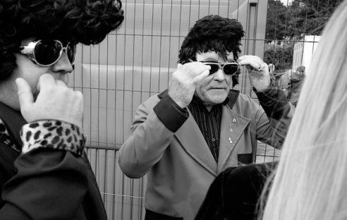 Teddy Boy Elvis