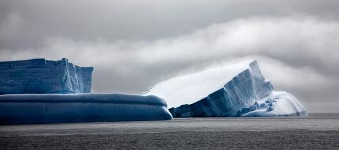 The Cloud Makers Detail I Antarctic Sound Antarctic February 2010