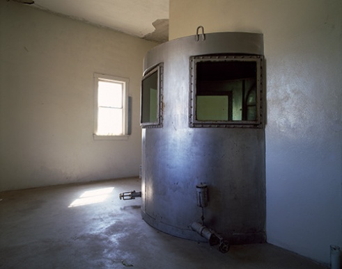 Gas Chamber, Wyoming Frontier Prison, 2007