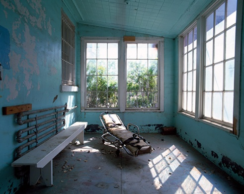 Sun Room, Wyoming Frontier Prison, 2007