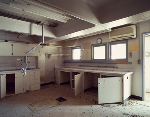 Infirmary, Nevada State Prison, Carson City, NV,2015