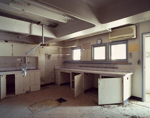 Infirmary, Nevada State Prison, Carson City, NV,2015