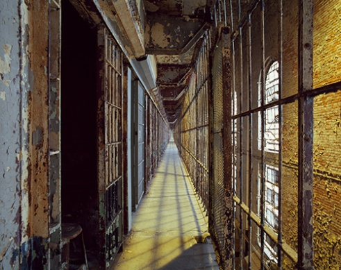 Cell Block, Mansfield State Reformatory, Mansfield, OH, 2011