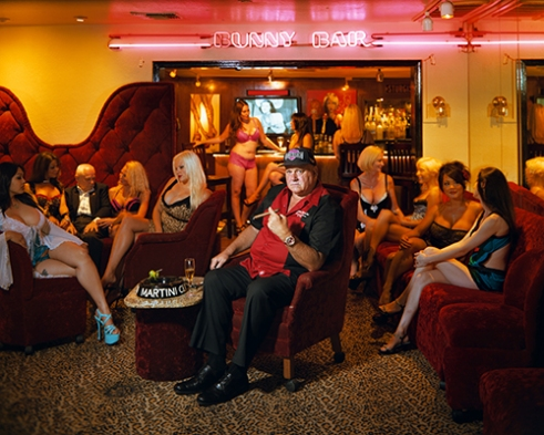Dennis Hof, Owner of Four Brothels Bunny Ranch, Carson City