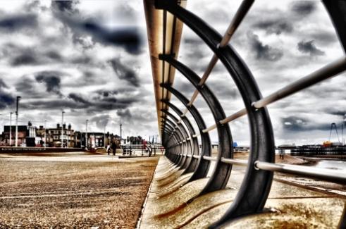 Half Pipe Blackpool
