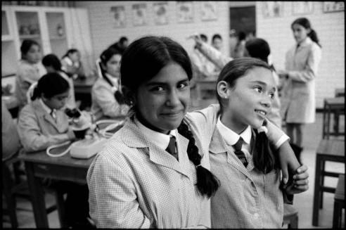 Science class Santiago, Chile