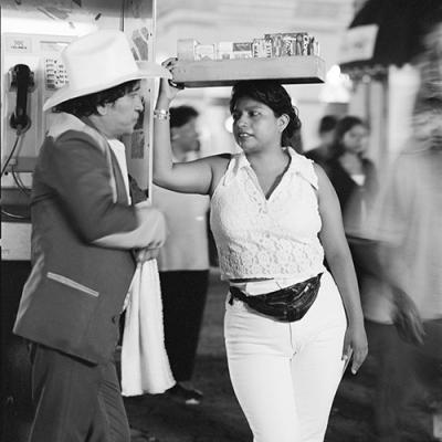 Cigarette Lady Vera Cruz