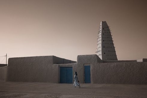 The Mosque in Agadez