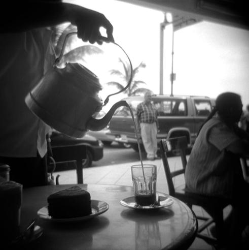 The Pour Vera Cruz