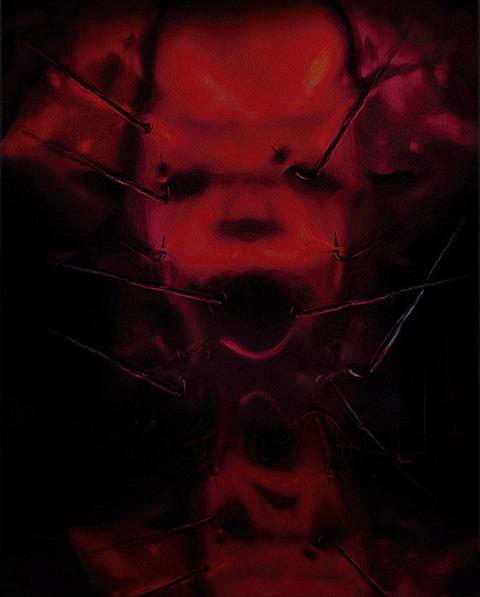 Tormented Soul (Personal representation of tormented soul)