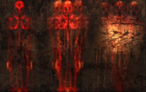 Metamorphosis Of Madness (Evolution of insanity, Evil mind)