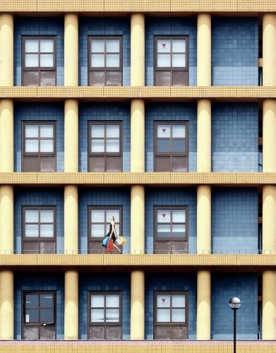 A Joyful Day in the Urban Matrix