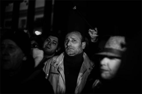 Tributo al cantante Pino Daniele Piazza del Plebiscito, Napoli