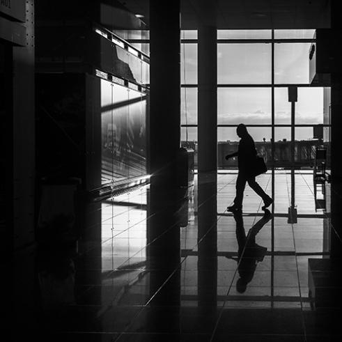 Barcelona Airport, Spain