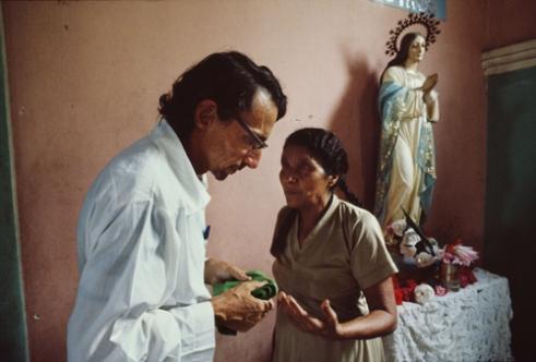 San Juan del Rio Coco, Nicaragua, 1984