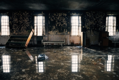 Psychiatric hospital England