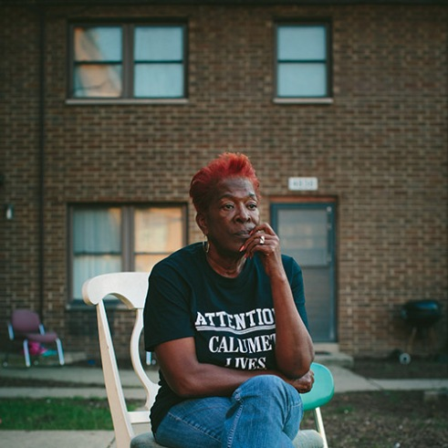 "East Chicago, Indiana Sherry Hunter grew up in the West Calumet Housing Complex and now owns a home in neighboring zone two. The EPA has classified three zones of concern related to the 79-acre superfund site where a USS Lead facility once stood. Now an activist in the Calumet Lives Matter movement, Hunter said she's most concerned for senior citizens who are struggling to find new homes. ""They don't know where to go. They weren't given an option,"" she said. ""People should have a right to say what they want to do."""