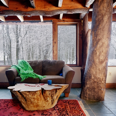 Sofa and Tree