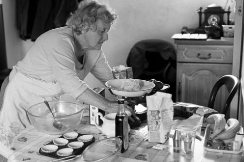 Betty's baking day