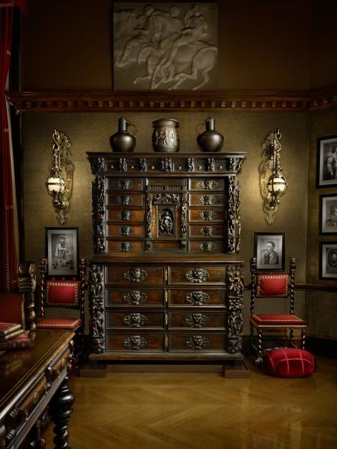 Mr. Vanderbilt's Bedroom 2