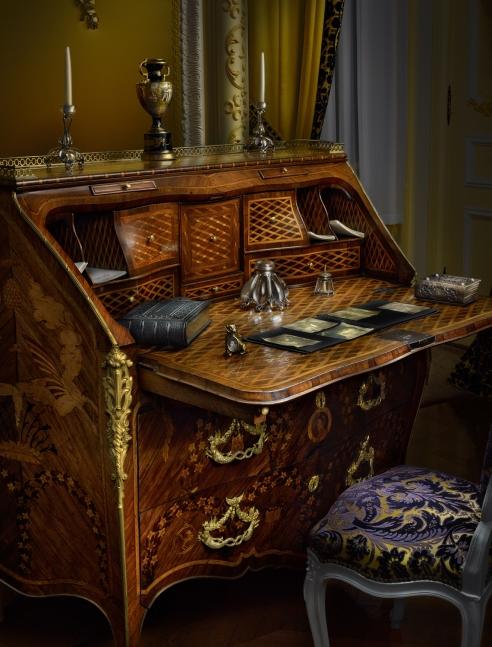Mrs. Vanderbilt's Desk
