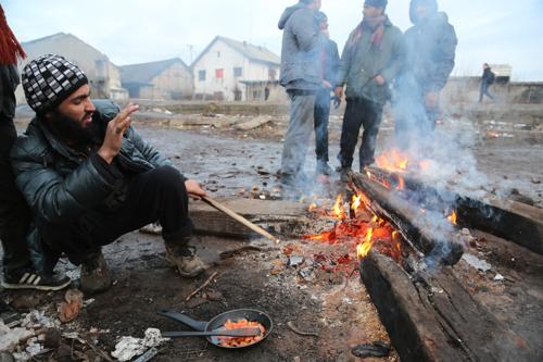 Afghan Amp Pakistani Refugees In Belgrade Edge Of Humanity