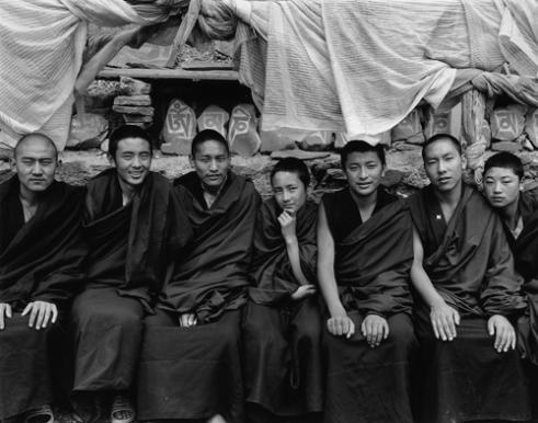 Seven Monks Wara Monastery, Tibet