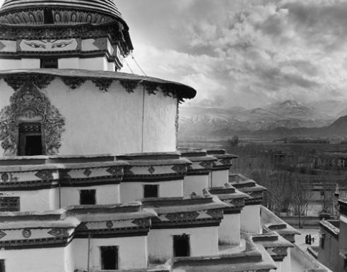 Kumbum Monastery Gyantse, Tibet