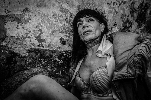 """""""…a symbol of scandal, of perdition and perversion.""""   The Sex Workers of San Berillo, Italy"""